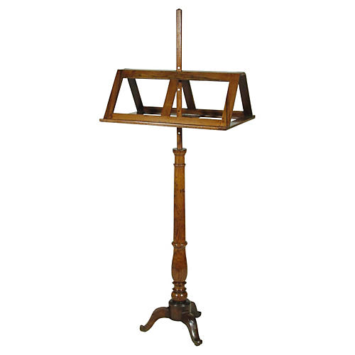 18th-C. French Duet Stand