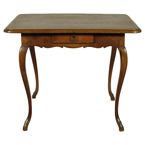 18th-C. German Rococo Writing Table