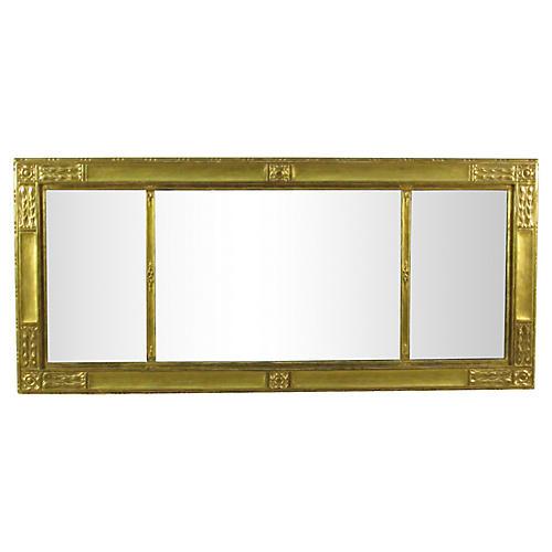 Thulin Art Deco Mantel Mirror