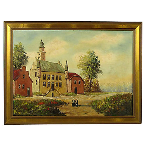 Dutch Town Hall