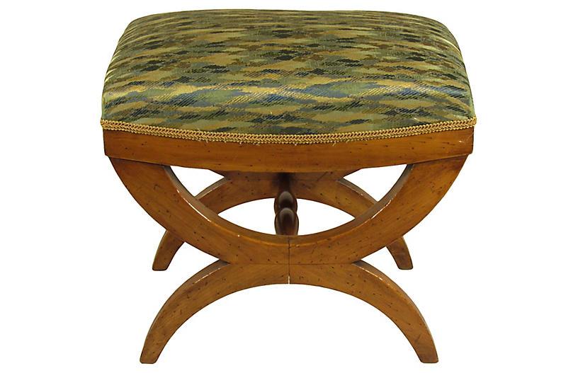 Astounding 19Th C Directoire Ottoman Theyellowbook Wood Chair Design Ideas Theyellowbookinfo