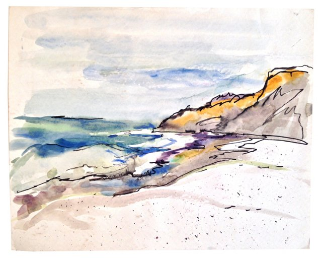 Barren Beach