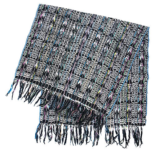 Black Guatemalan Cloth
