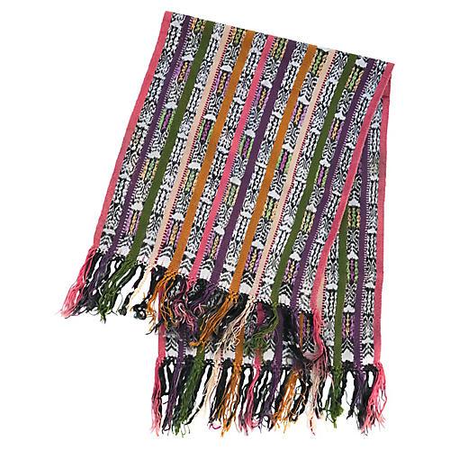 Guatemalan Ikat Cloth