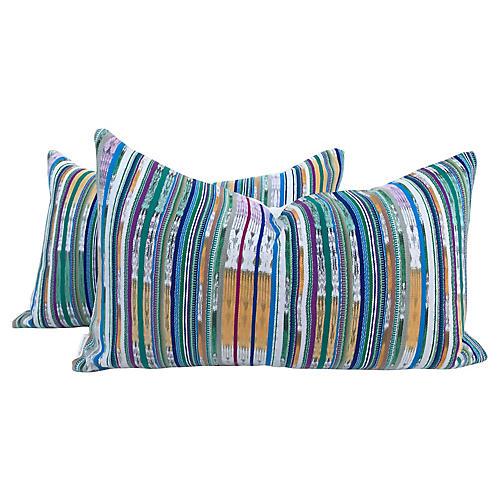 1970s Guatemalan Pillows, S/2