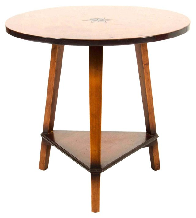 French Cricket Table