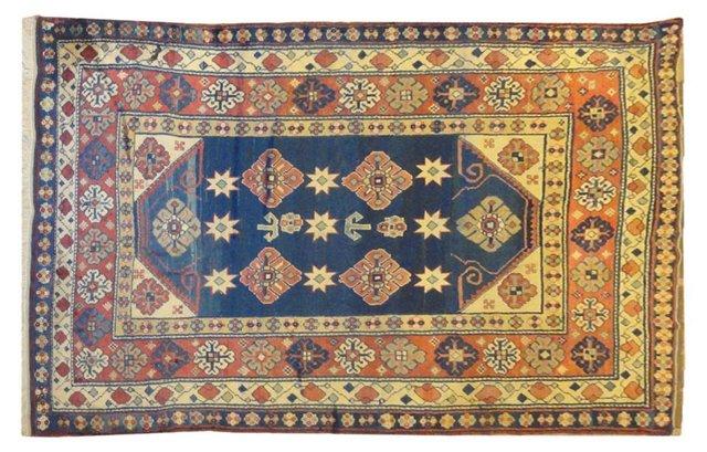 "Antique Karabagh, 7' x 4'4"""