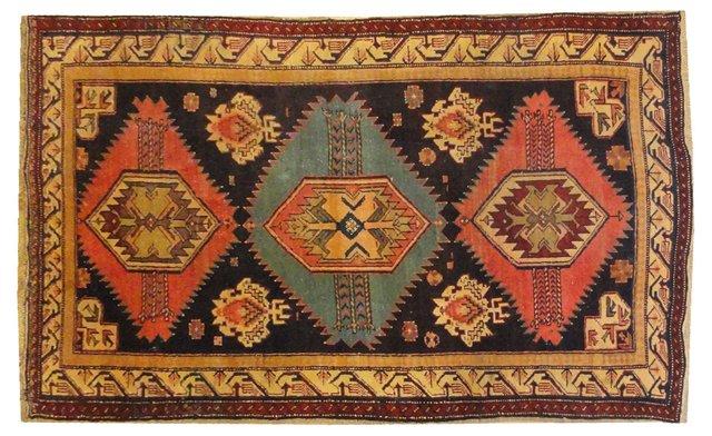 """Antique Caucasian Seychur, 6' x 3'6"""""""