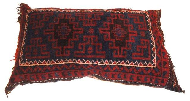 Afghan Rug   Pillow