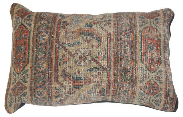 Pillow w/ Antique     Dorokhsh   Rug