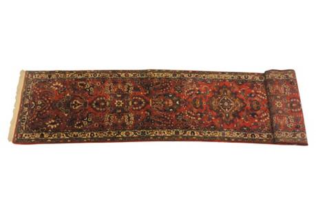 Persian Lillihan, 14'7