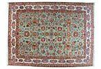 Persian Kork Kashan Carpet, 12' x 9'