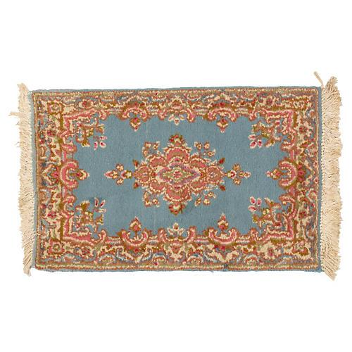Persian Kerman Rug, 3' x 2'