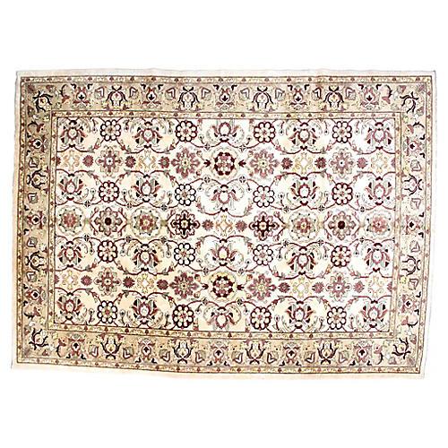 "Ziegler-Style Carpet, 10' x 13'9"""
