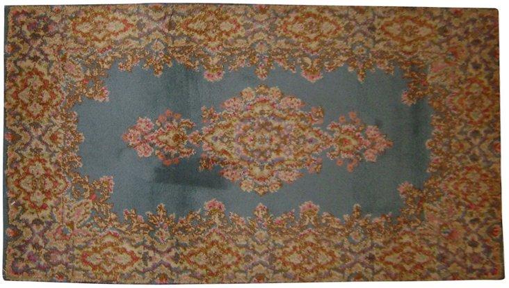 Persian Kerman Rug, 3' x 5'