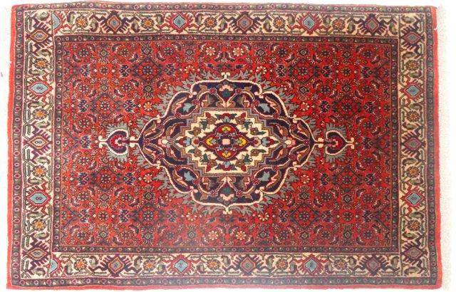 """Persian Bijar, 3' x 2'6"""""""