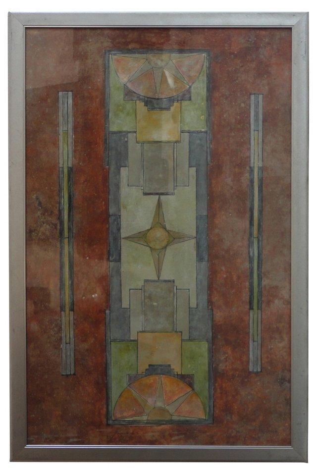 Abstract   by   Tony Diano