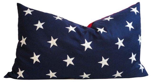 Stars  Bolster    Pillow