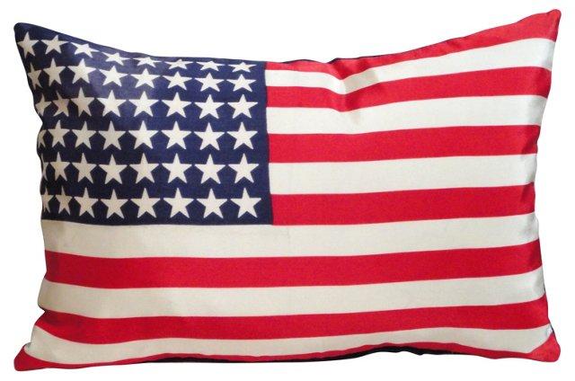 48-Star  Pillow