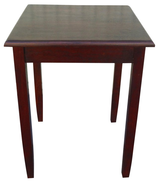 American Walnut Side Table