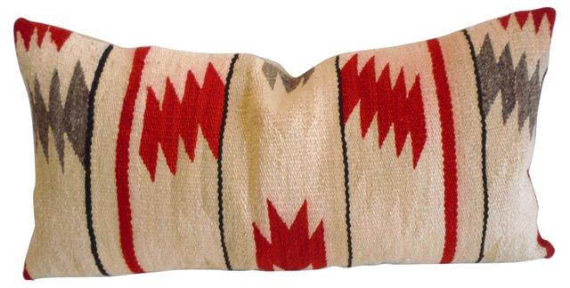 Navajo   Blanket Pillow