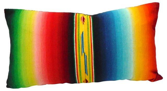 Serape  Bolster  Pillow