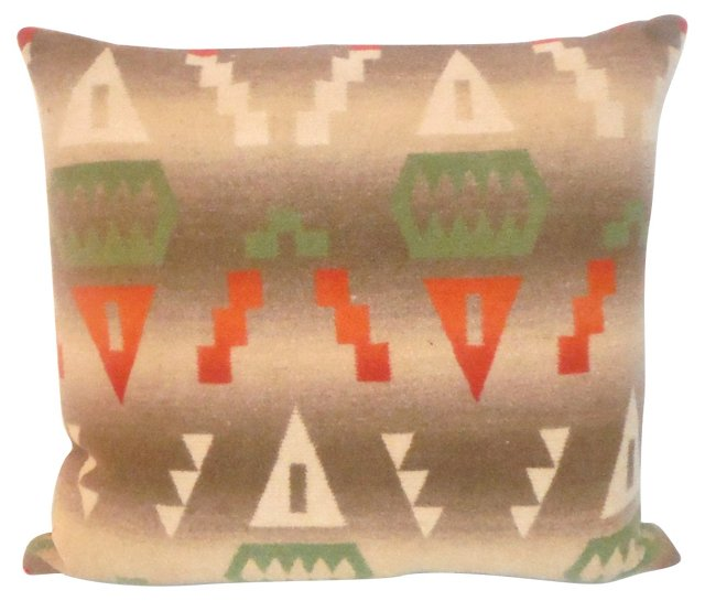 """Beacon    Blanket     Pillow, 16"""""""