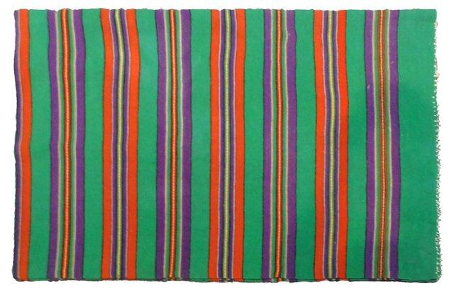 Pendleton Wool Blanket, C. 1920