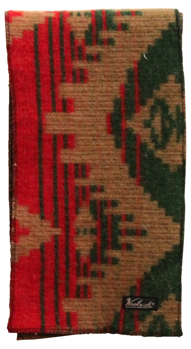 Woolrich Navajo    Scarf