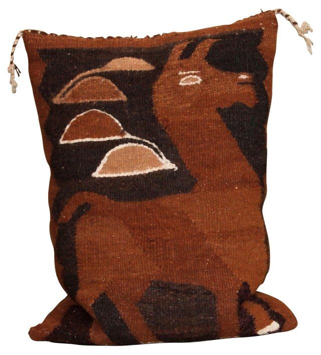 Peruvian Llama  Pillow