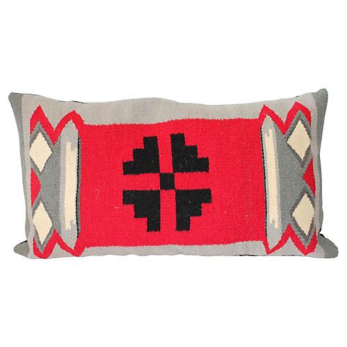 Navajo-Style Lumbar Pillow