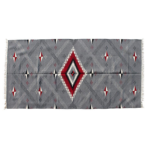Early 20th-C Navajo Style Textile