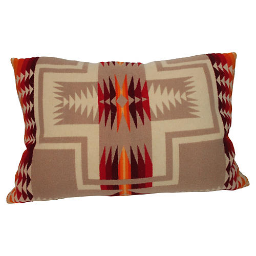 Pendleton Bolster Pillow
