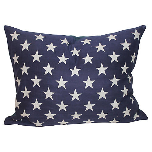 American Star Pillow