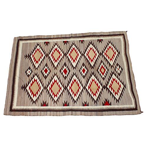 Navajo-Style Eye Dazzler Weaving