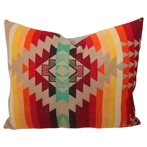 Cayuse Pendleton Blanket Pillow