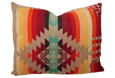 Cayuse Pendleton Camp Blanket Pillow