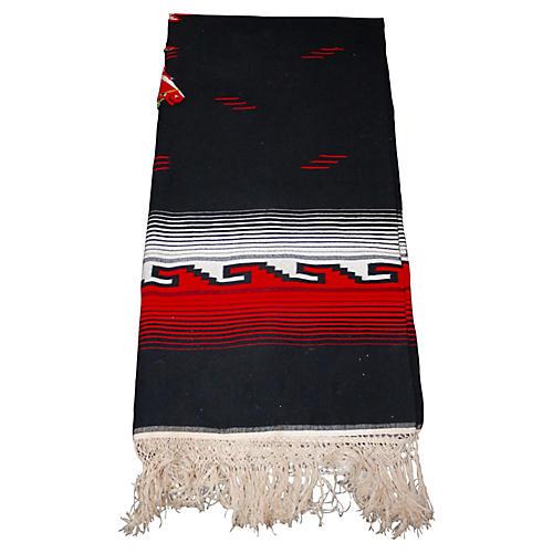 Mexican-Style Serape Weaving
