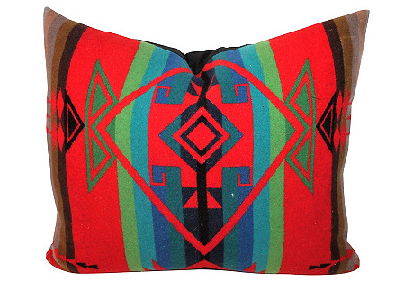 Pendleton Native Blanket Pillow