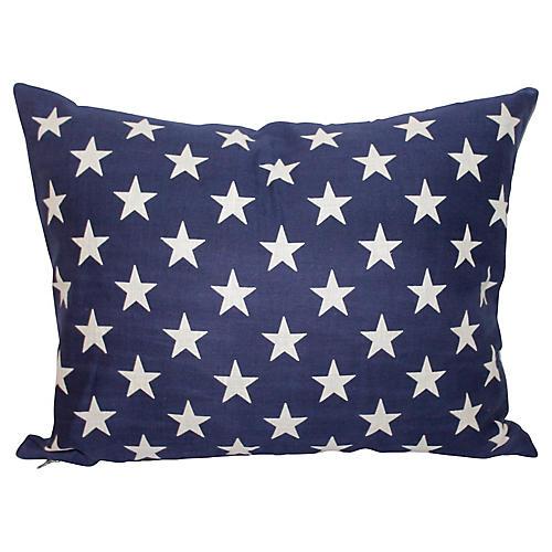 Star Flag Pillow