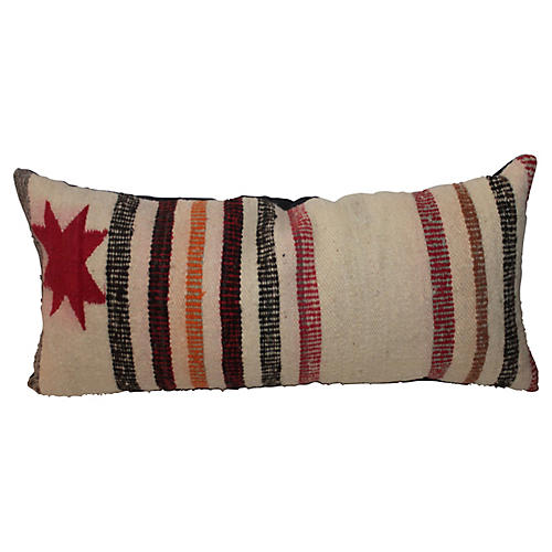 Navajo-Style Pillow