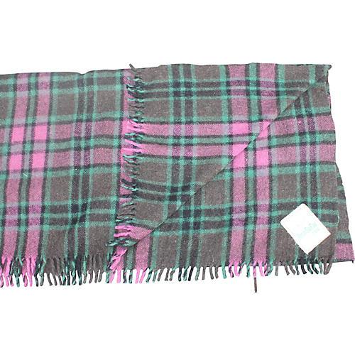 HumSafar Wool Plaid Blanket