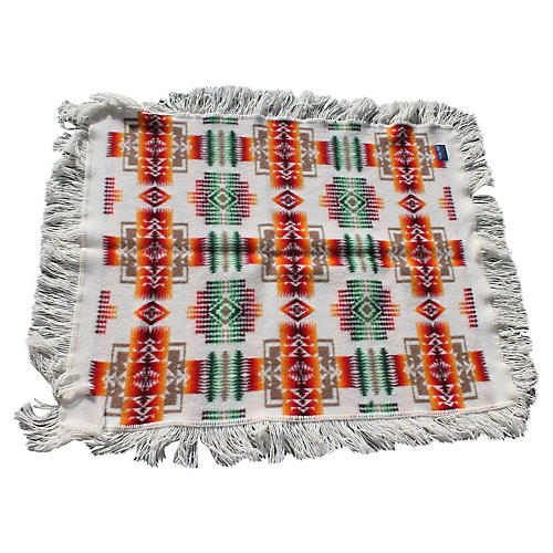 Pendleton Camp Blanket W/Fringe