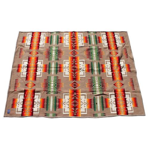 Double Sided Pendleton Blanket