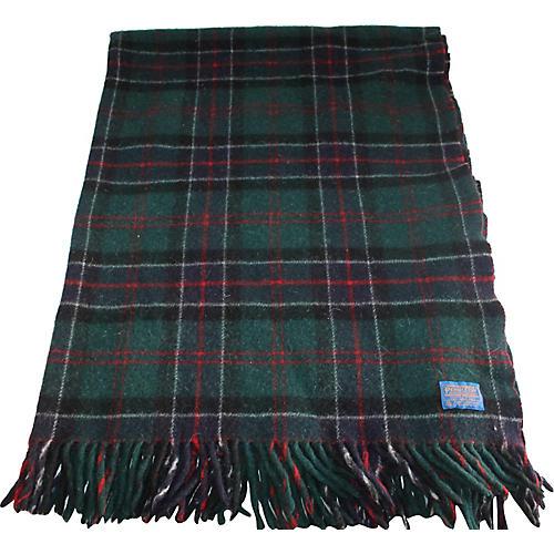 Pendleton Blanket Plaid
