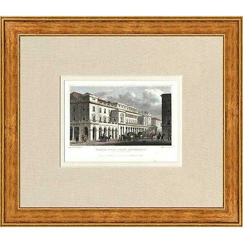 London View, 1828