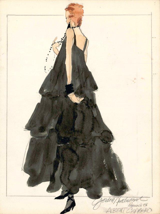 Gordon Henderson Fashion  C. 1980