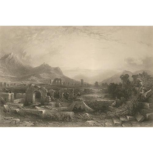 Ephesus, Turkey, 1863