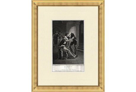 Shakespeare Print, 1795