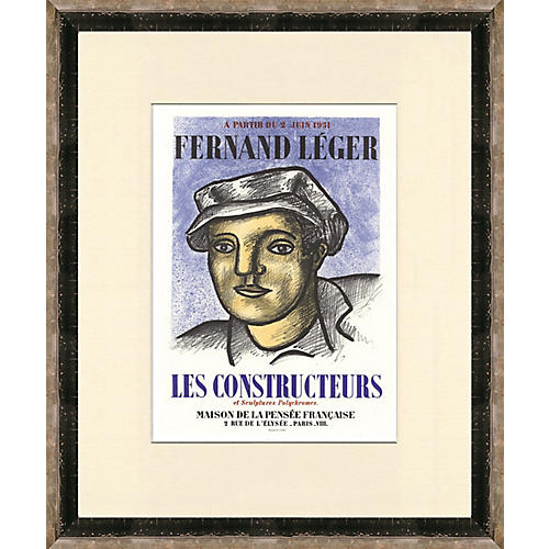 Fernand Léger Print II, 1959